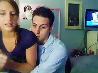 Free Sex Young Couple Is Filming Their Hot Fucking And Sucking Video