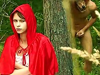 Free Sex Red Riding Hood And The Big Bad Boner.