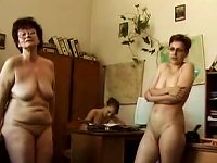 Free Sex Old Bitches And Teen Girl Show Their Nude Bodies In An Office