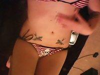 Free Sex Hot Teasing Scene With The Naughty Andi Crush