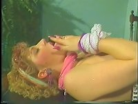 Free Sex Horny Blonde Milfs Suck And Fuck A Young Cock In A Hot Vintage Porn Clip