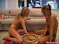 Free Sex Am Sure You Want To See How These Kinky Lesbians Play With Their Moist Muffs