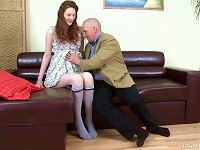Free Sex Old Goes Young - Alina Has A Great Looking Ass