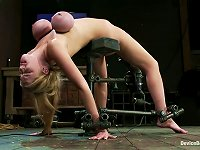 Free Sex Insane Breast Bondage For An Arched Angel Katie Kox