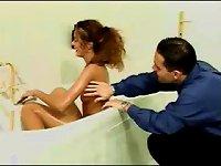 Free Sex Franni Has Hot Sex In A Bathtub
