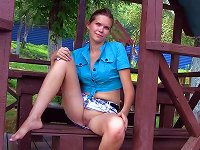 Free Sex Hot Outdoor Upskirt With Innocent Teen