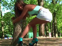 Free Sex Sexy Slut In Outdoor Session