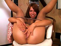 Free Sex Superb Teen In Arousing Solo Scene