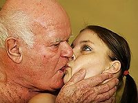 Free Sex Lucky Day For Horny Grandpa